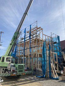●岸和田市内でも屋上のお宅が増えてきました!