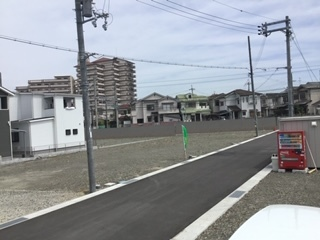 プレミアムガーデン尾崎駅前ラスト1区画!!