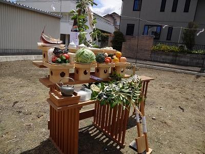 ■熊取町の地鎮祭01