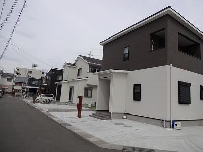 羽倉崎の家08