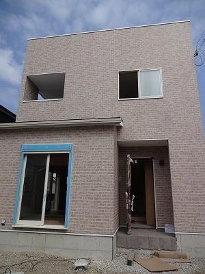 ★屋上リビングの家003