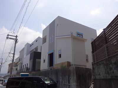 ★屋上リビングの家006