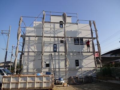 岸和田の屋上の家05