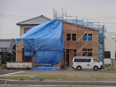 泉佐野のモデルハウス001