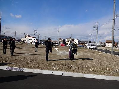 羽倉崎の地鎮祭02
