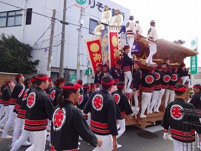 2018岸和田だんじり03