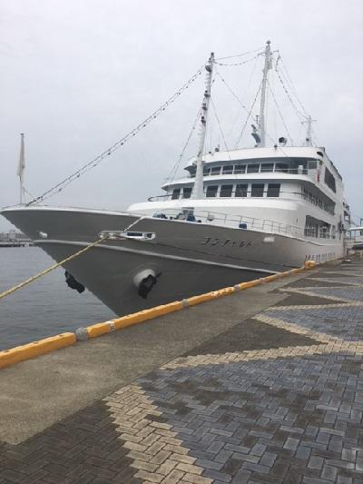 神戸船の旅