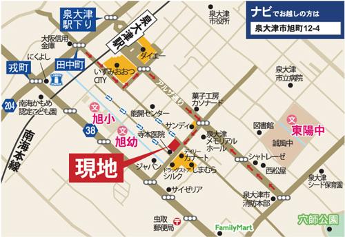 PG泉大津旭町map02