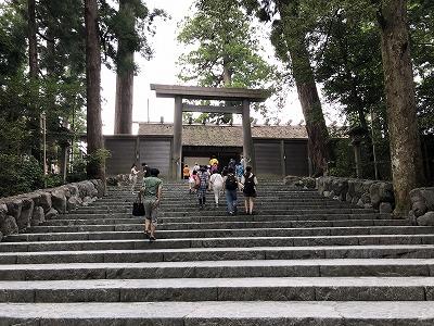 伊勢神宮(^^♪